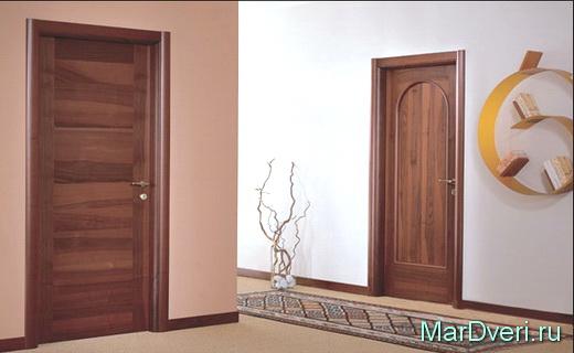 Установка ламинированной межкомнатной двери