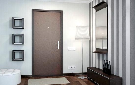 Возможности входных металлических дверей Торекс